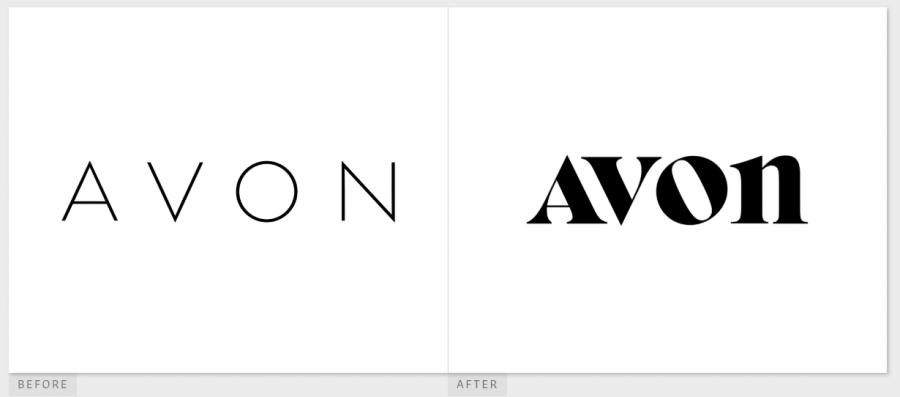 логотип Avon