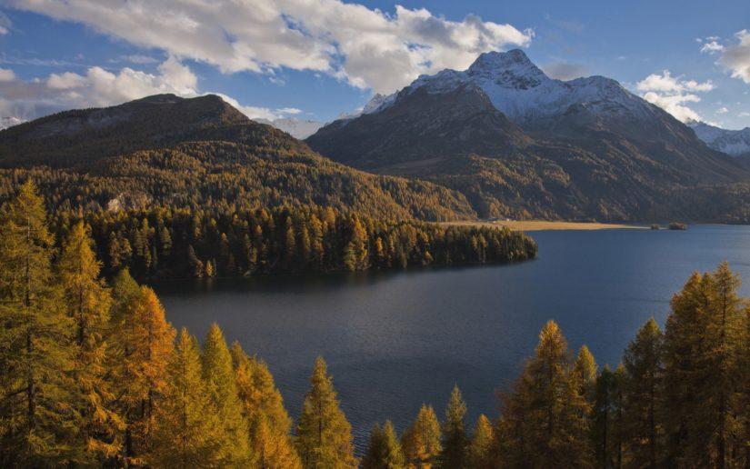 Красивые горы, alt изображения