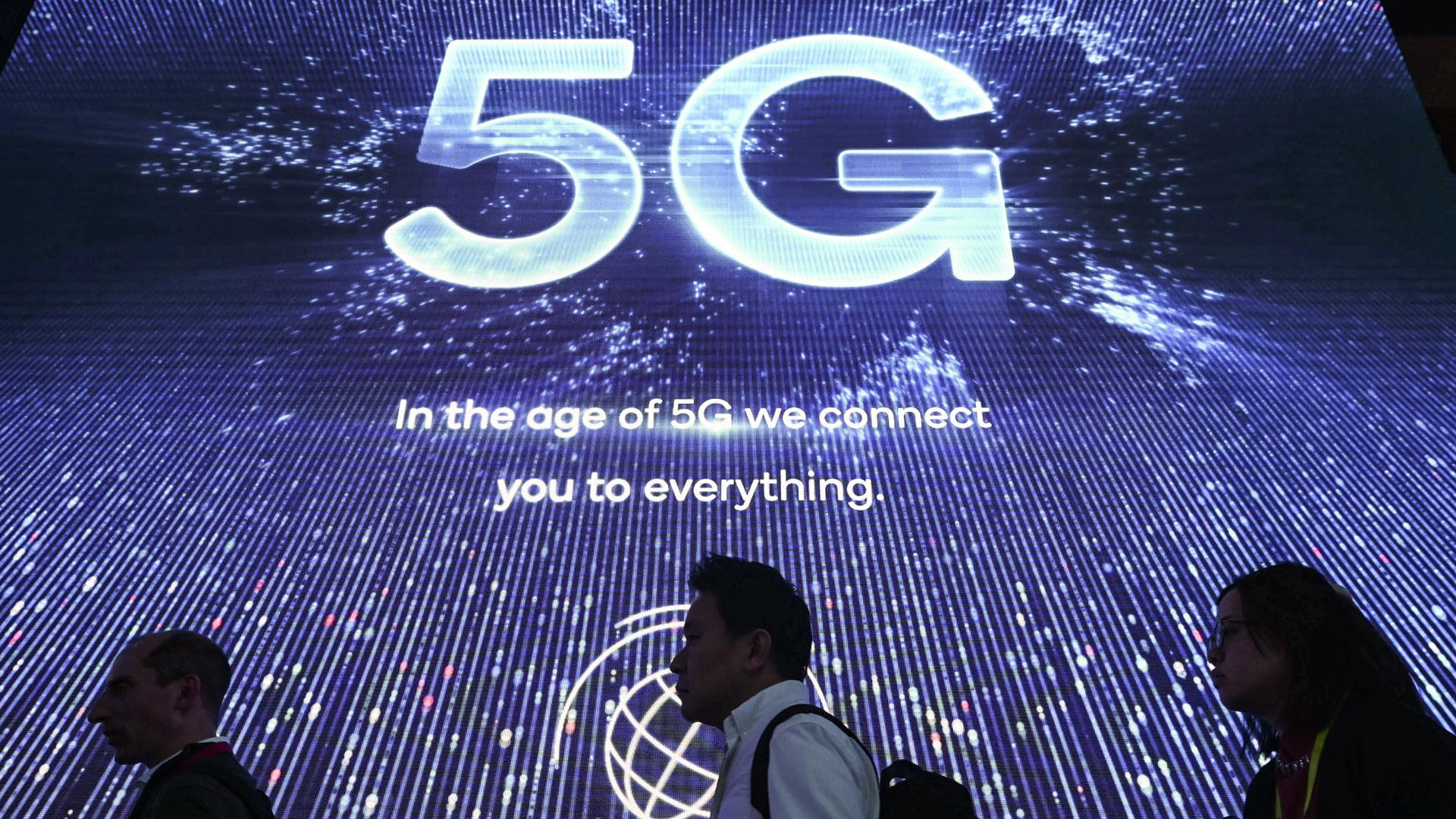 Мобильная связь пятого поколения (5G)