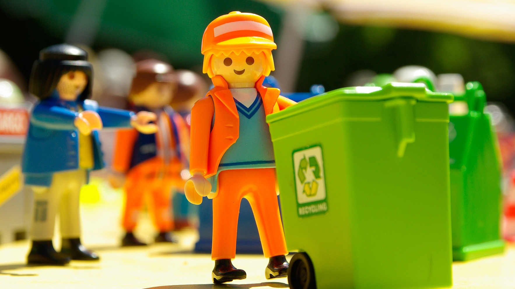 Названы проблемы при утилизации мусора в России