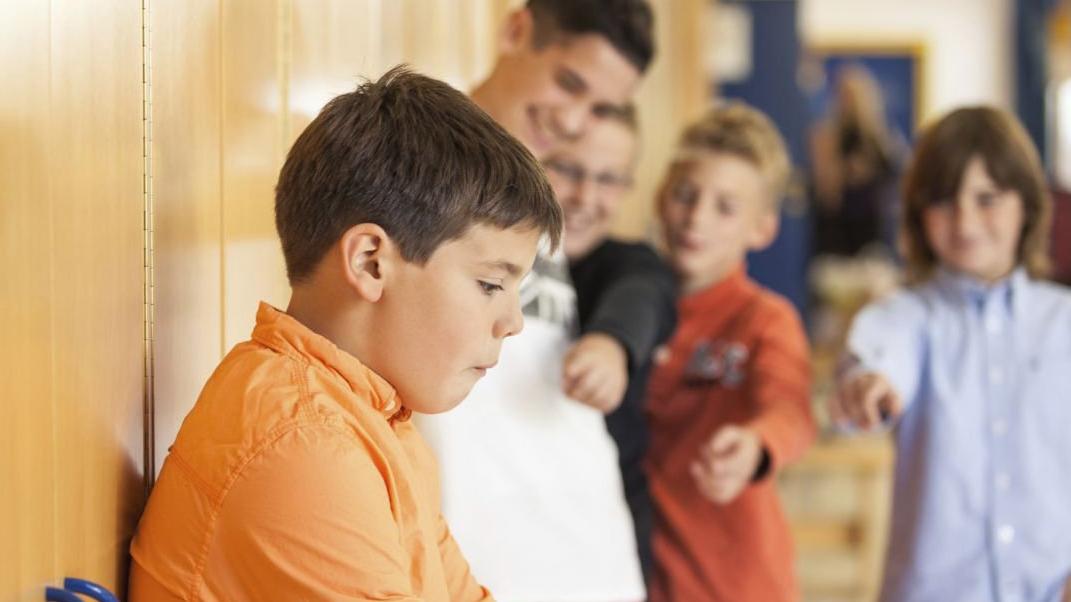 Агрессия в школе
