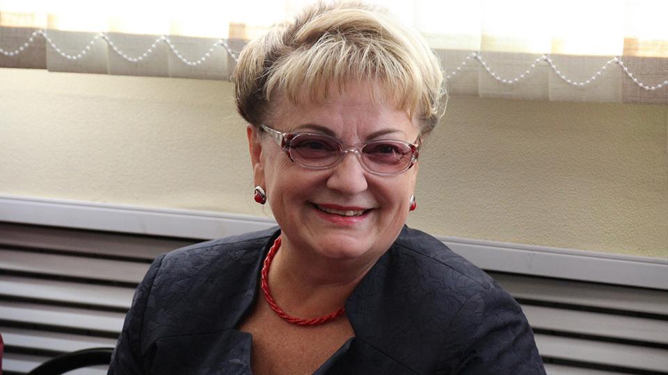 Ольга Алимова
