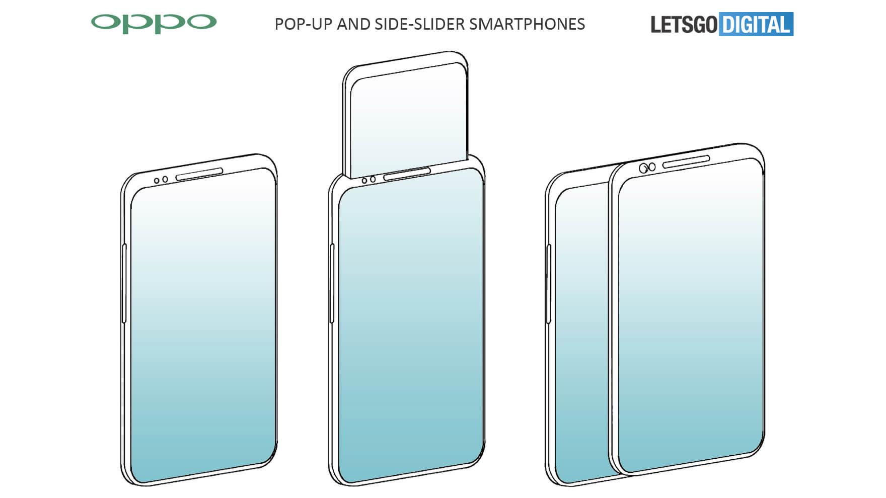 Концепт смартфона Oppo