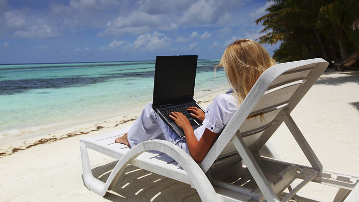 Женщины-фрилансеры чаще работают в копирайтинге и маркетинге