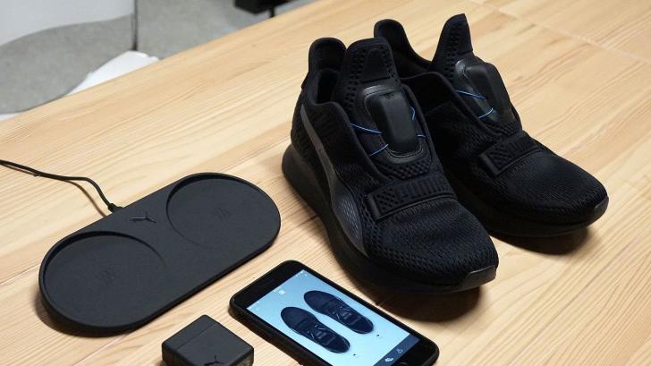 Puma запустила бета-тесты новой модели кроссовок