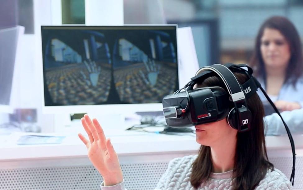 VR обучение выходит на новый уровень