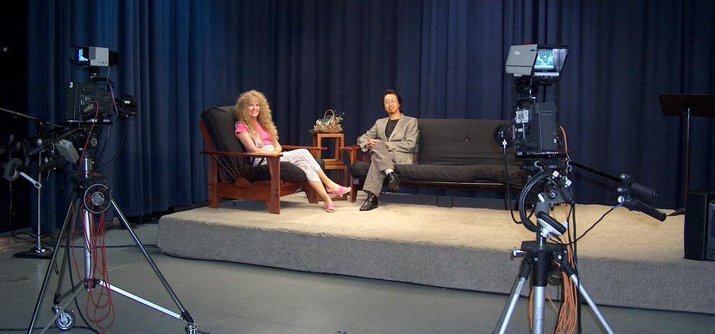 Видеосъёмка Интервью
