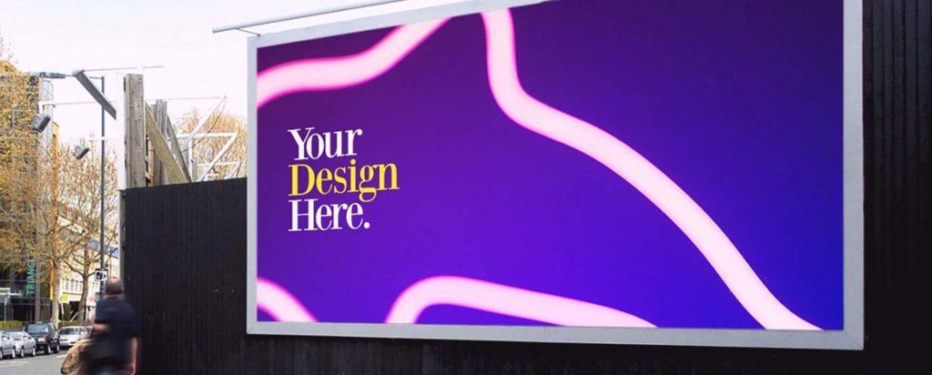Изготовление вывесок и билбордов