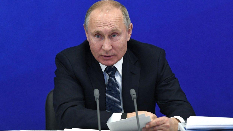 Развитие России