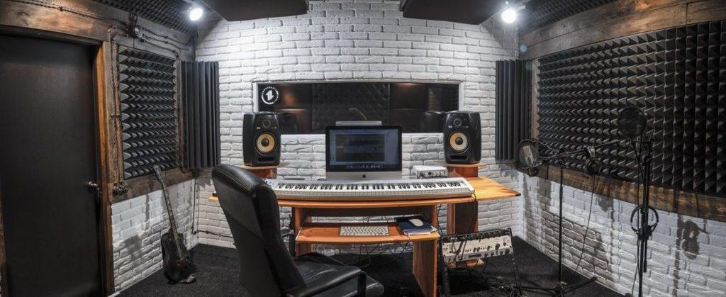Звукозапись на студии