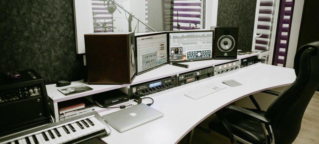 Звуковая студия
