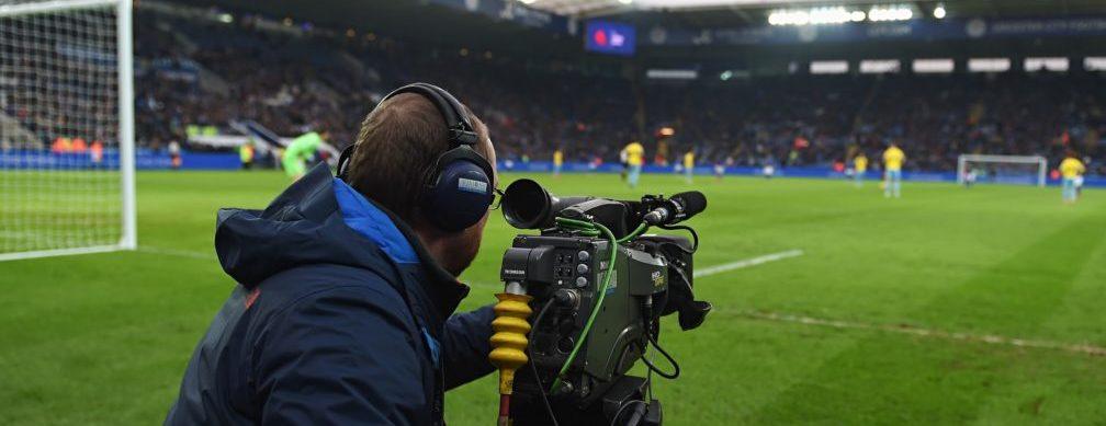 Видеосъемка спорта