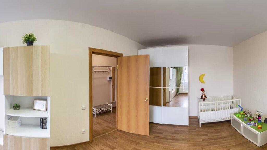 3Д тур по квартире