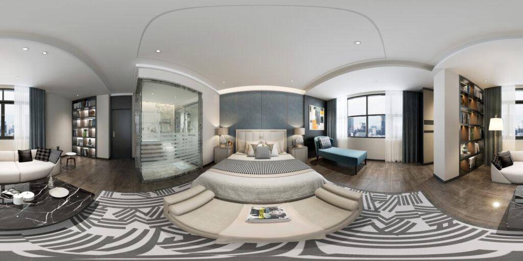 3D съемка квартиры