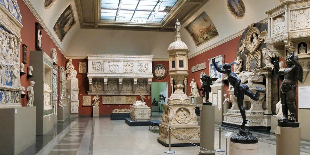 Видео 360 для музея