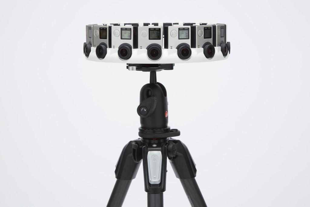 Съемка 360 оборудования