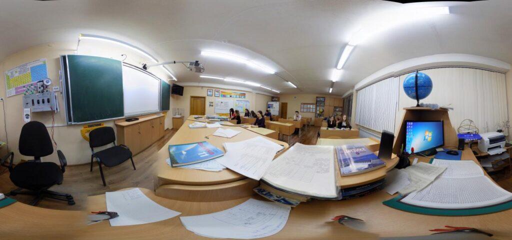3Д тур школы