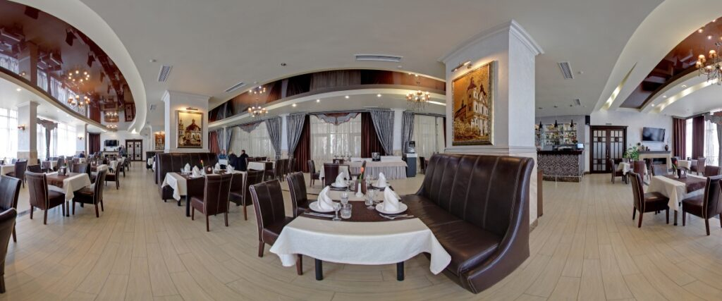 3D тур ресторана