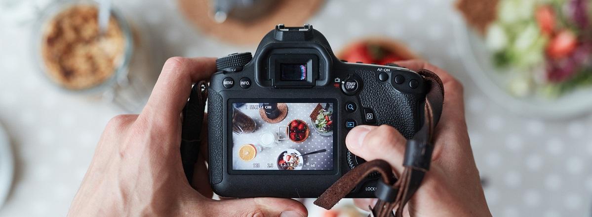 Фотография и видеосъемка