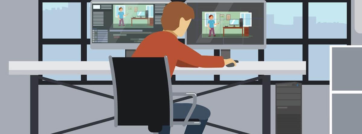 Разработка анимационных роликов