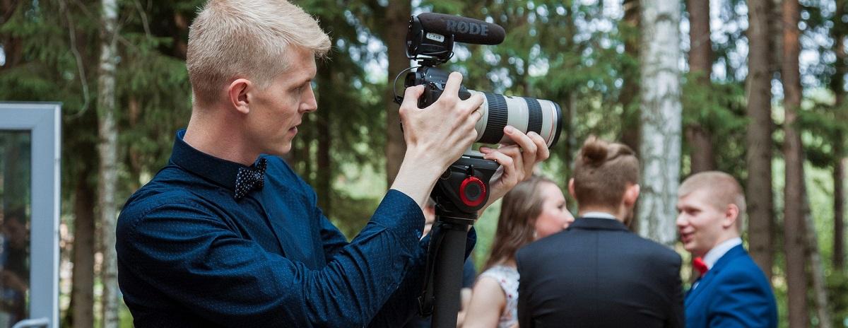 Профессиональная видеосъёмка в Москве